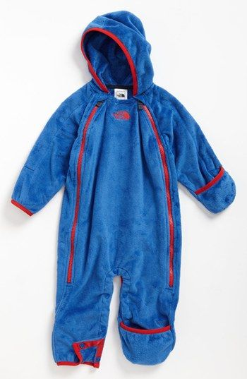 838d40c63037 The North Face  Buttery  Fleece Bunting (Baby Boys)