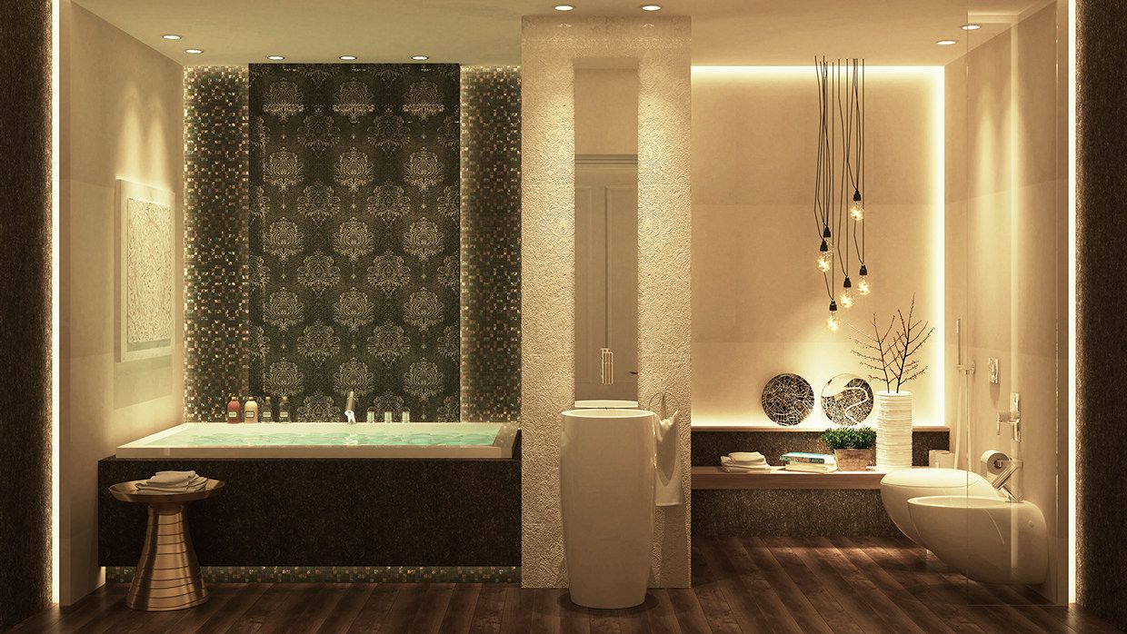 Types Of Trendy Bathroom Designs Which Looks So Awesome With Modern And Minimalist Decor