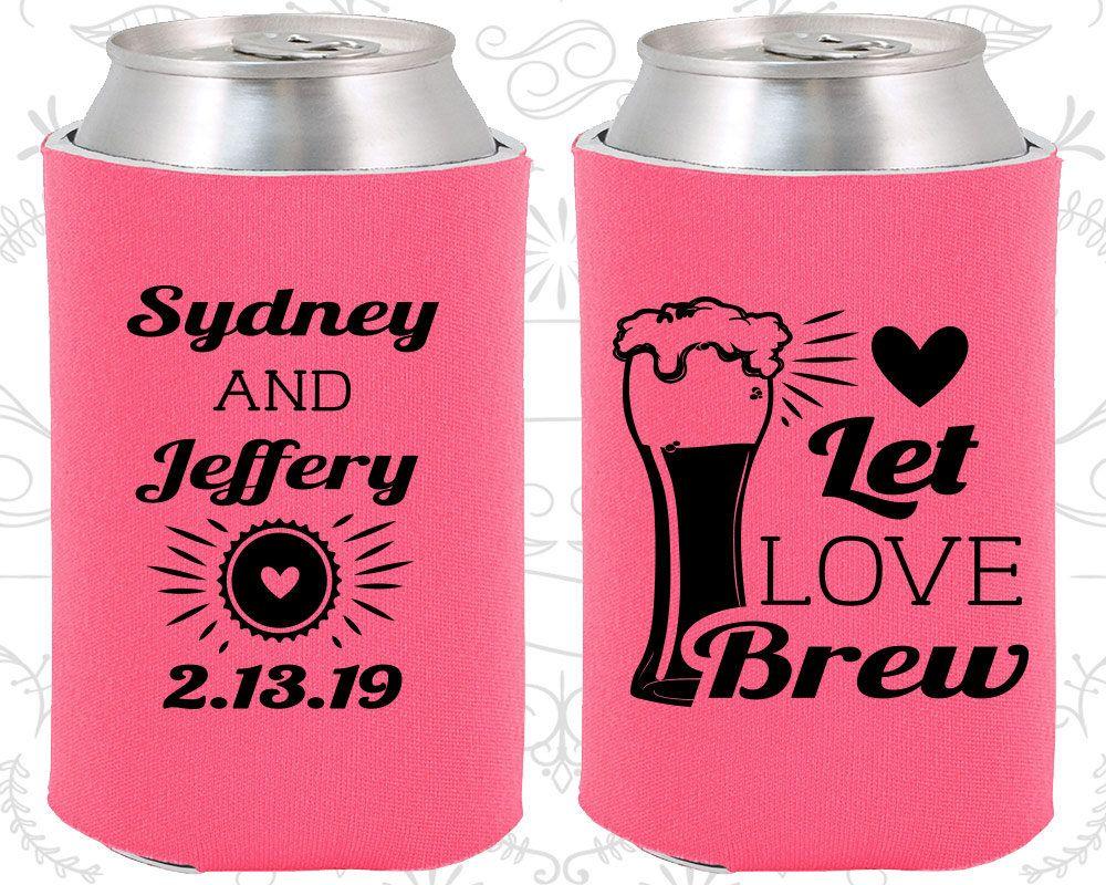 Let Love Brew, Wedding Items, Beer Wedding Favors, Bar Wedding ...