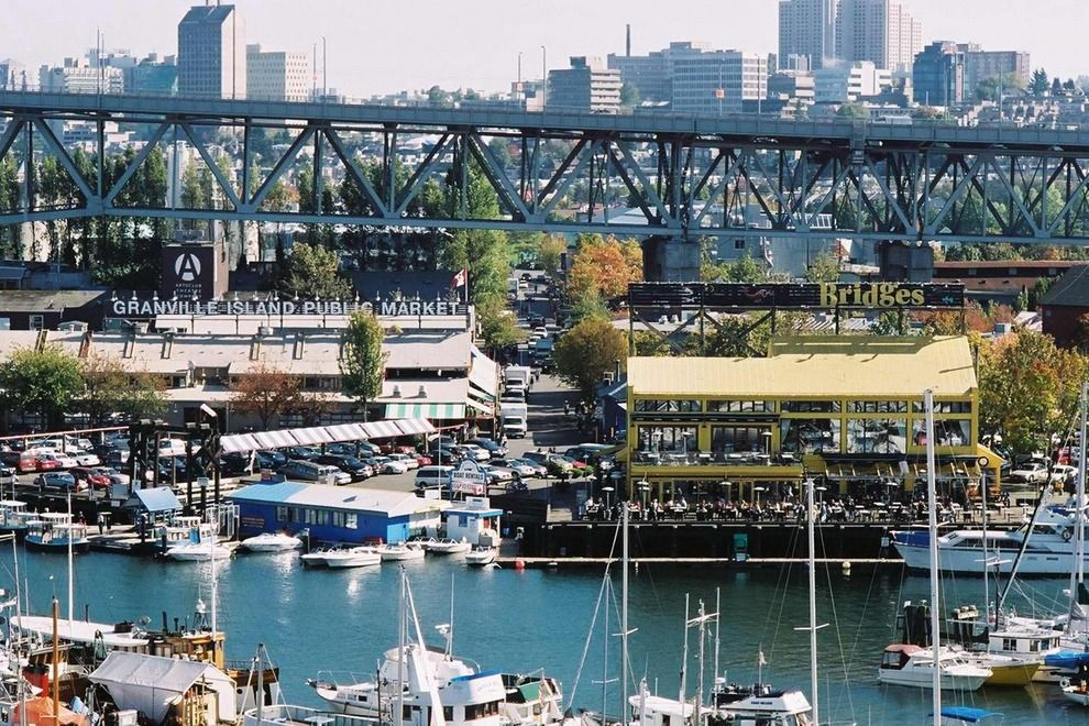 Granville island attractions in vancouver read reviews for Vancouver island jewelry designers