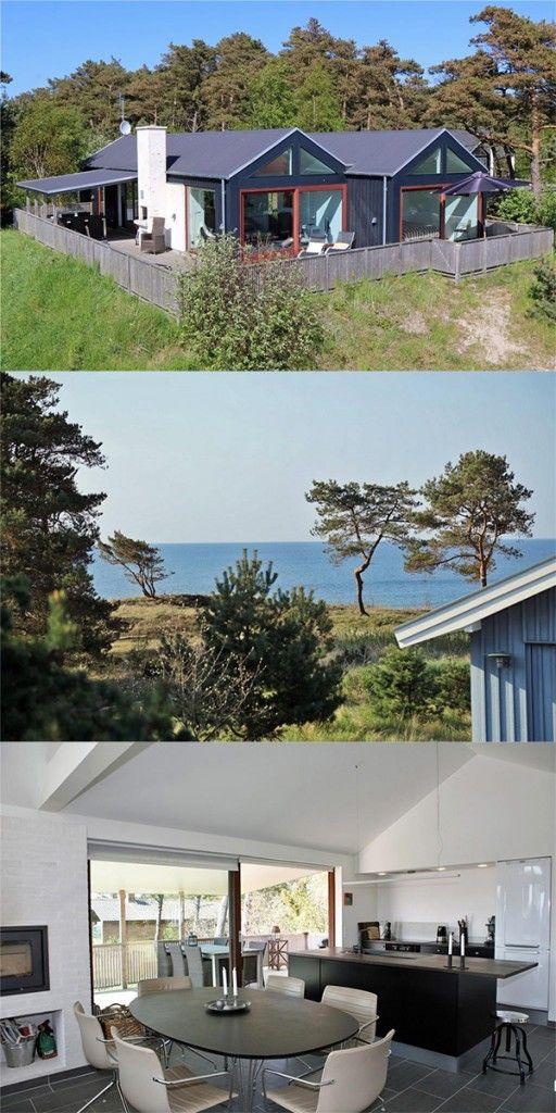 19. Dezember Ferienhaus, Strandhäuser und Bornholm