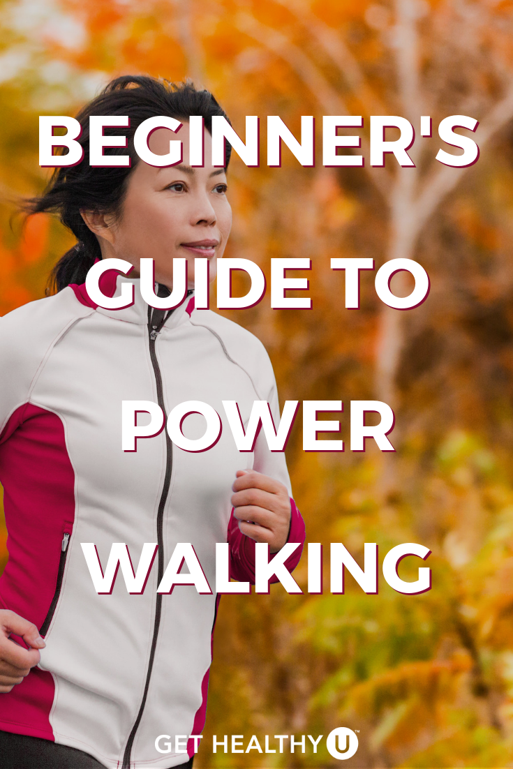 Did you know power walking can be even better for you than running? Power walking is an effective fo...