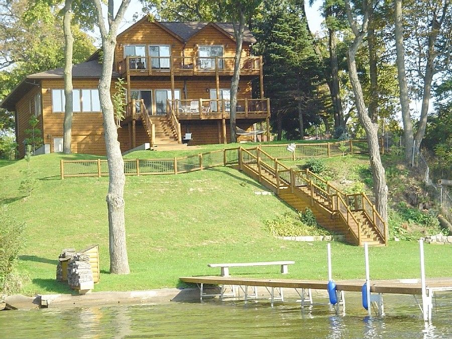 Indianapolis In Cabin Vacation Rental In Cedar Lake From
