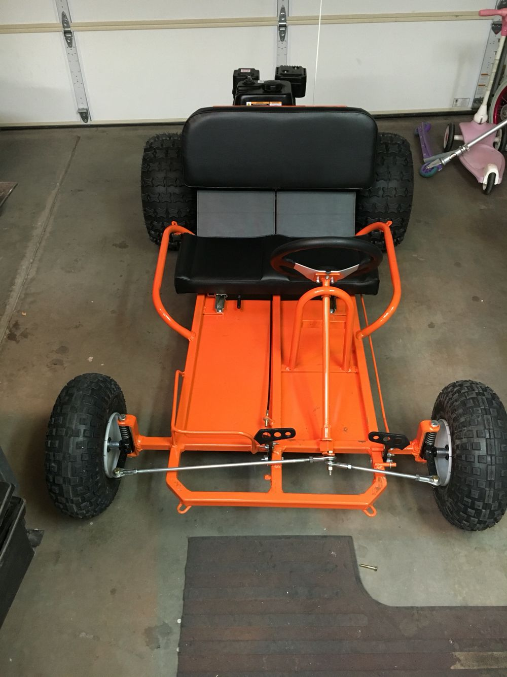 Most Design Ideas Homemade Go Kart Pictures, And Inspiration