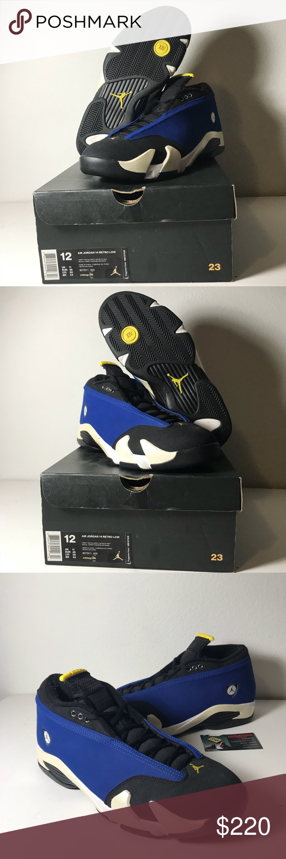 """best service cb8a7 42542 Jordan 14 """"Laney"""" Ferari on feet!! The inspiration behind the Jordan 14 is  the Ferari, clearly we can see both are amazing in design."""