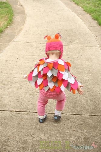 Owl wings costume i need to make this go with rowans owl hat diy costumes solutioingenieria Images