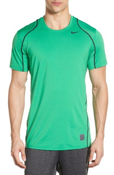 Fit Fitted cloth Shirt T Cool Nike Compression' 'pro nike Dri qXntw4