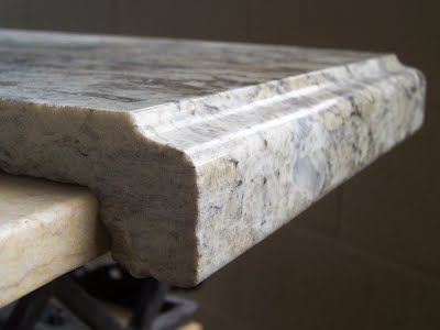 Ogee To Square Countertop Edge Profile Ogee Edge Slab Granite