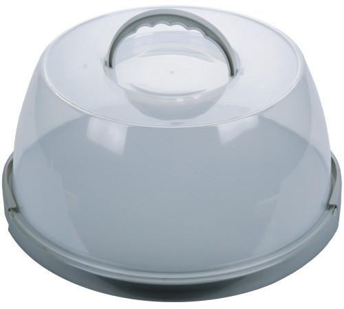 9c53cee10ac Kagefad med låg og håndtag, plast, off white bund, 1 sæt | Køkken ...