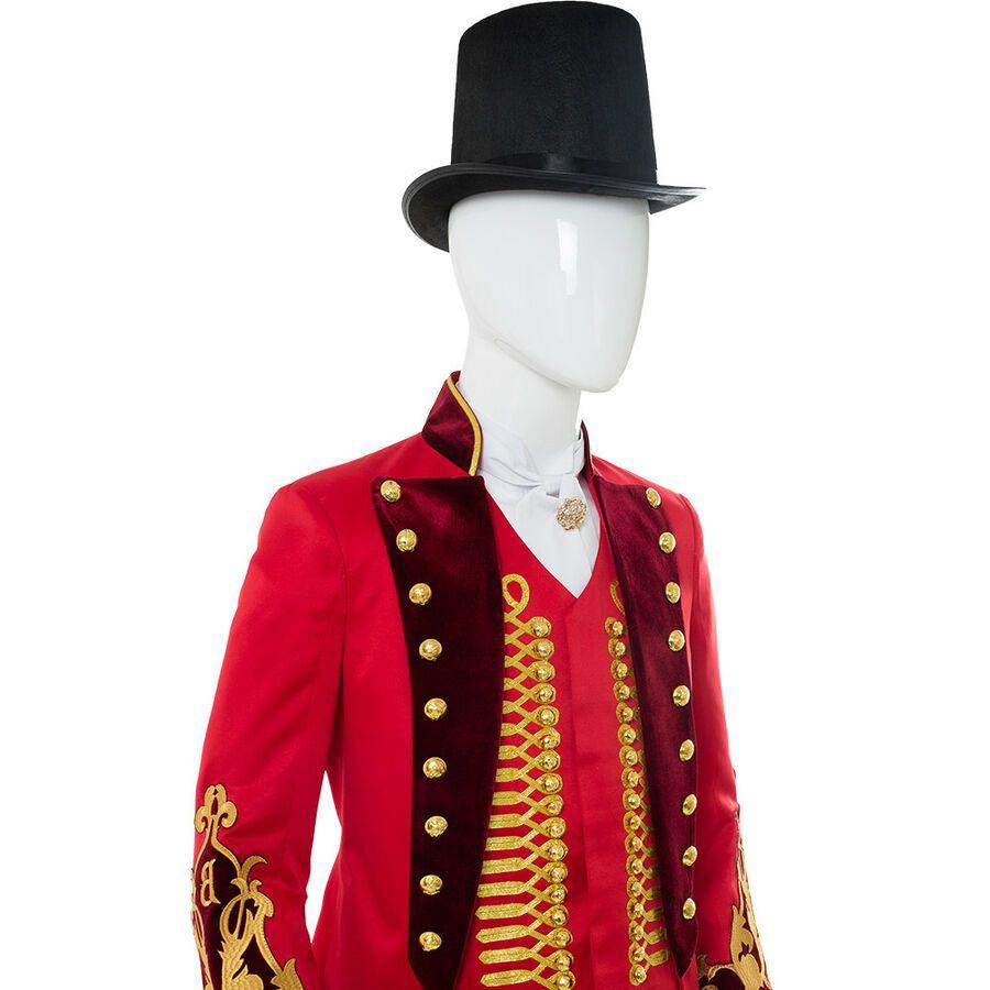 The Greatest Showman P.T Barnum Cosplay Costume Suit Uniform