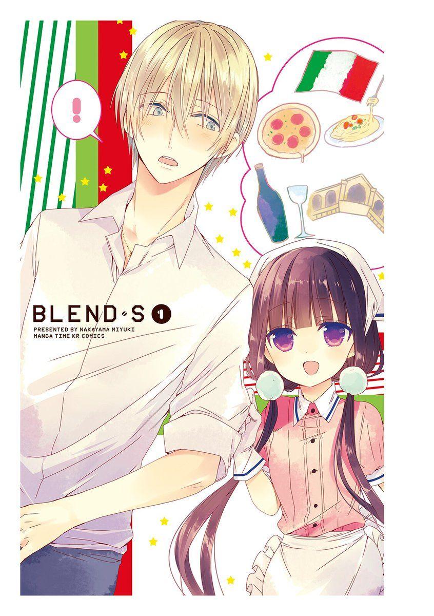 Dino And Maika Sakuranomiya Blend S Anime Anime Characters Manga Anime