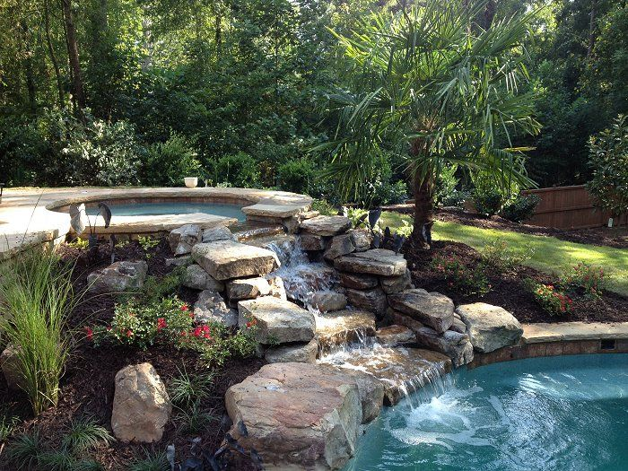 Swimming Pond Landscaping