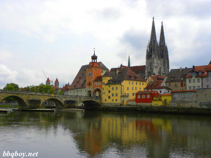 Travel Tips and pleasant surprises Regensburg Germany