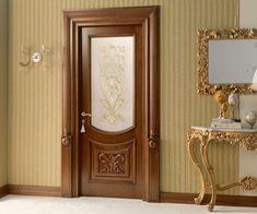 Photo of Knotty Pine Door Interior | The Best Wood Møbler dører dører tre dører tre …