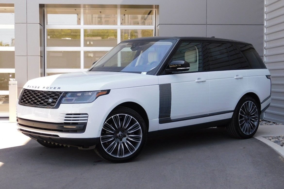 2020 Land Rover Range Rover Configurations and Features