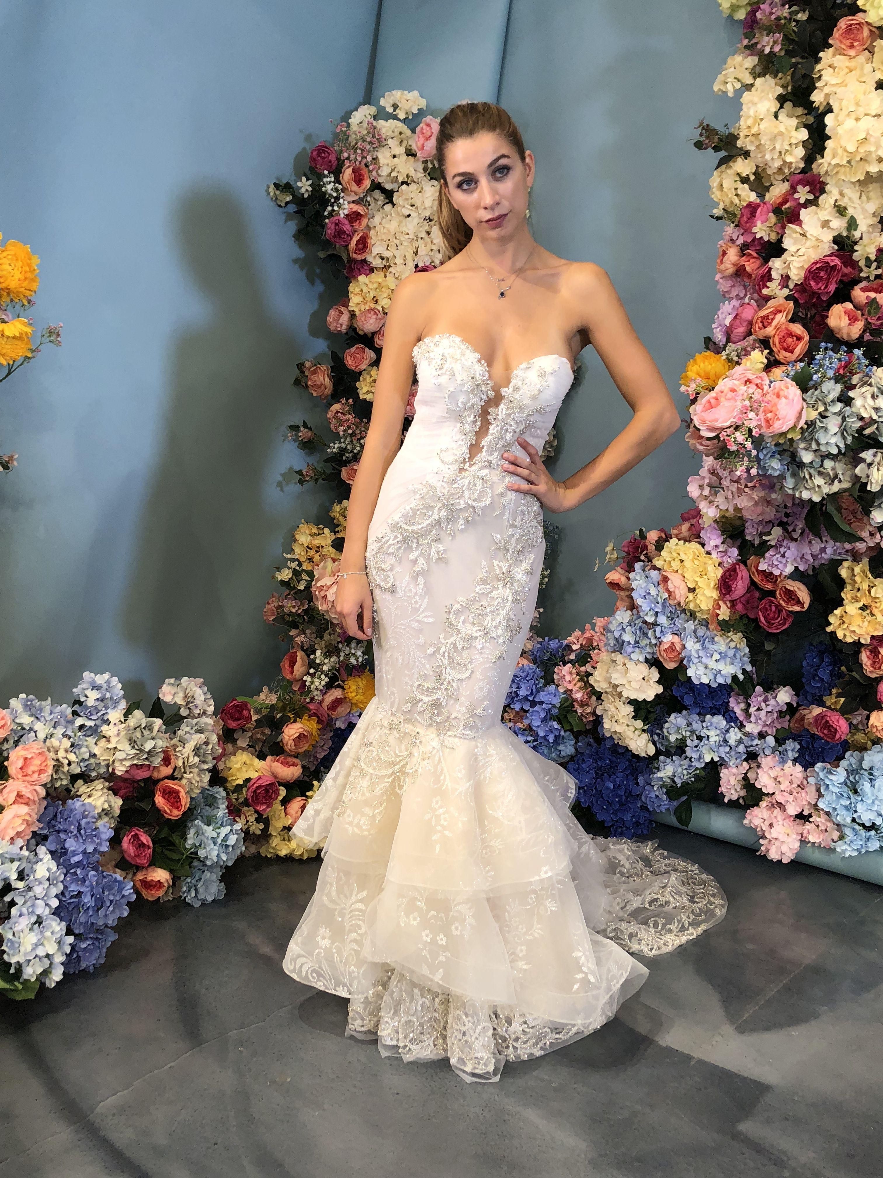Bridal Reflections Bride Arianne - 7.7.19   Wedding dress