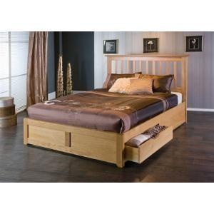 Oak Storage Bed With Drawers - Limelight Bianca Bed Frame - Kingsize  sc 1 st  Pinterest & Bianca Oak Storage Double Bed Frame | Things for Crimson | Pinterest ...