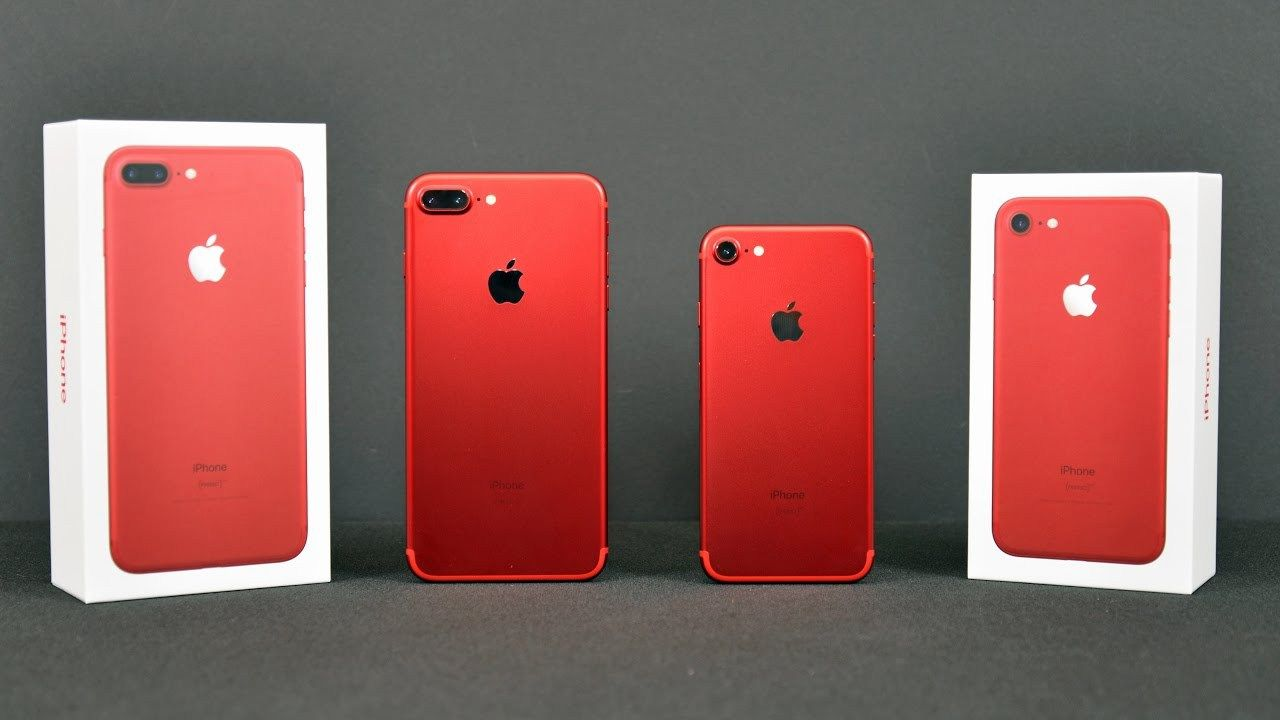 Apple Iphone 7 7 Plus Product Red Unboxing Review Watch Video Here Http Pricephilippines Info Apple Iphone 7 7 Plus Iphone Apple Iphone Iphone 7
