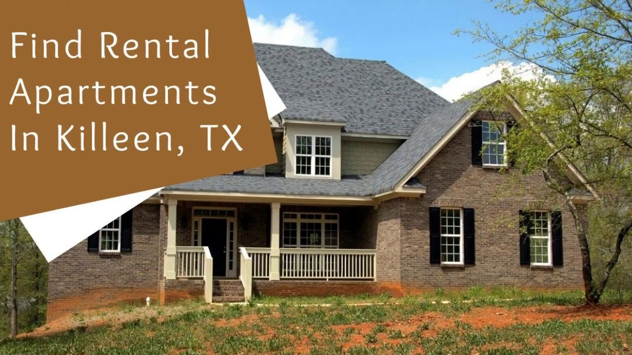 Lone Star Realty Property Management Inc Offers Rental Apartments In Killeen Tx The Customers Can Find Details About Rental Apartments Apartment Killeen