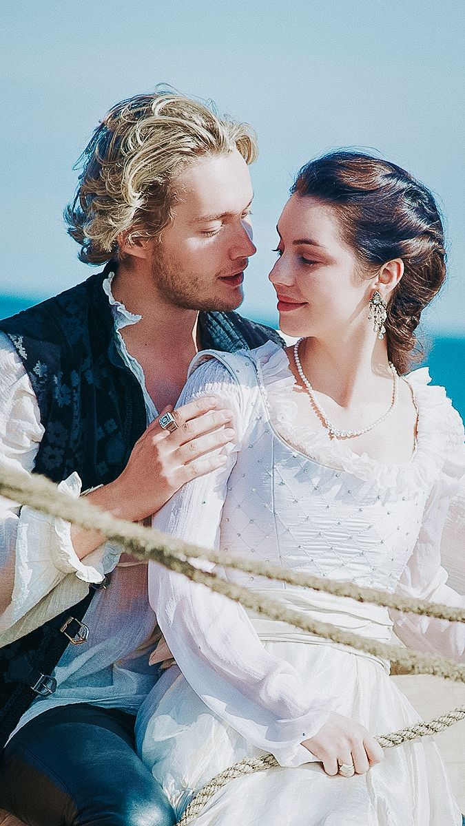 CW's Reign -- the Rise of Mary Stuart Mary and Francis ♥