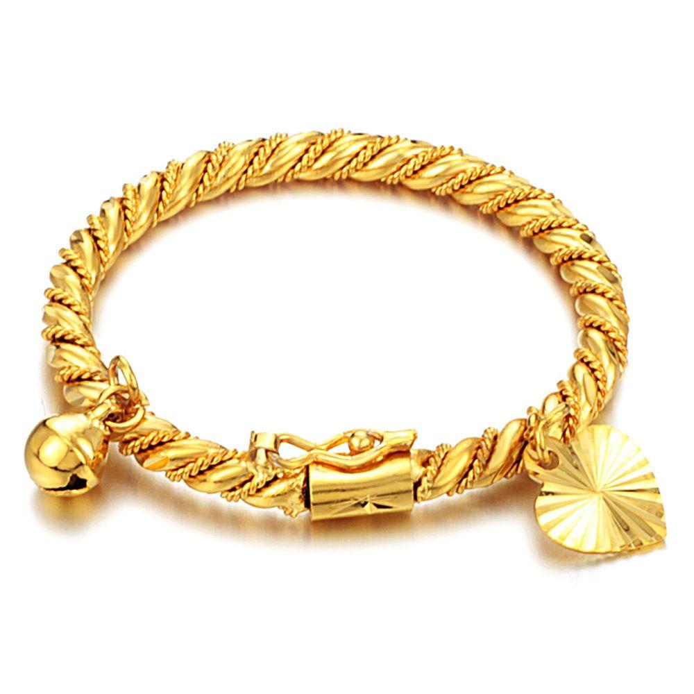 Pulseiras Femininas Korean Bracelets Bangles Bracelet 18k Gold