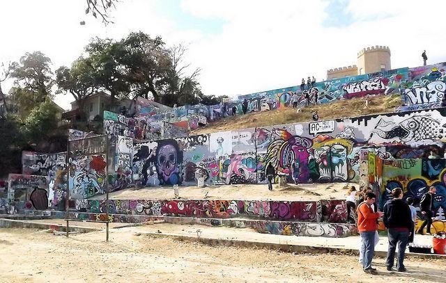 Austin Graffiti Park   Flickr - Photo Sharing!