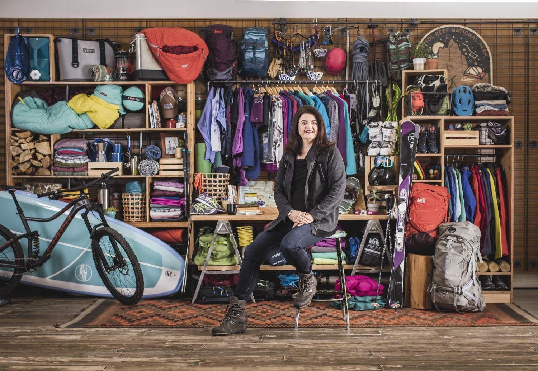 Photo of Women Behind the Gear: Susan Viscon