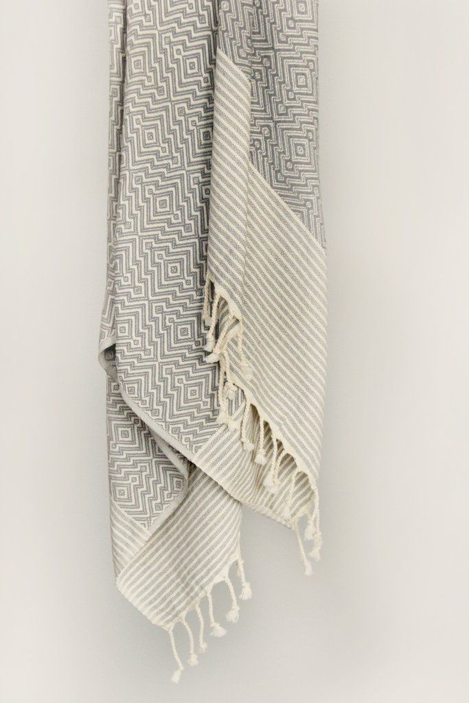 Yucca Turkish Towel Turkish Towels Towel Simple Bathroom Decor