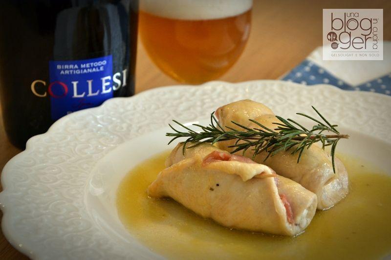 Photo of Collesi craft beer protagonist of this exquisite …-La birr…