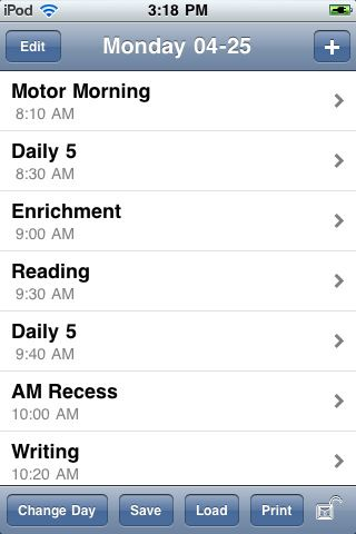 Now What 0 Free Visual Schedule App Older Higher Functioning