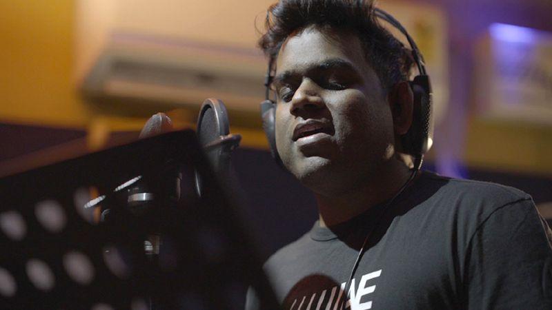 Yuvan Shankar Raja's first of its kind vocalist attempt for 'Anbulla Ghilli'