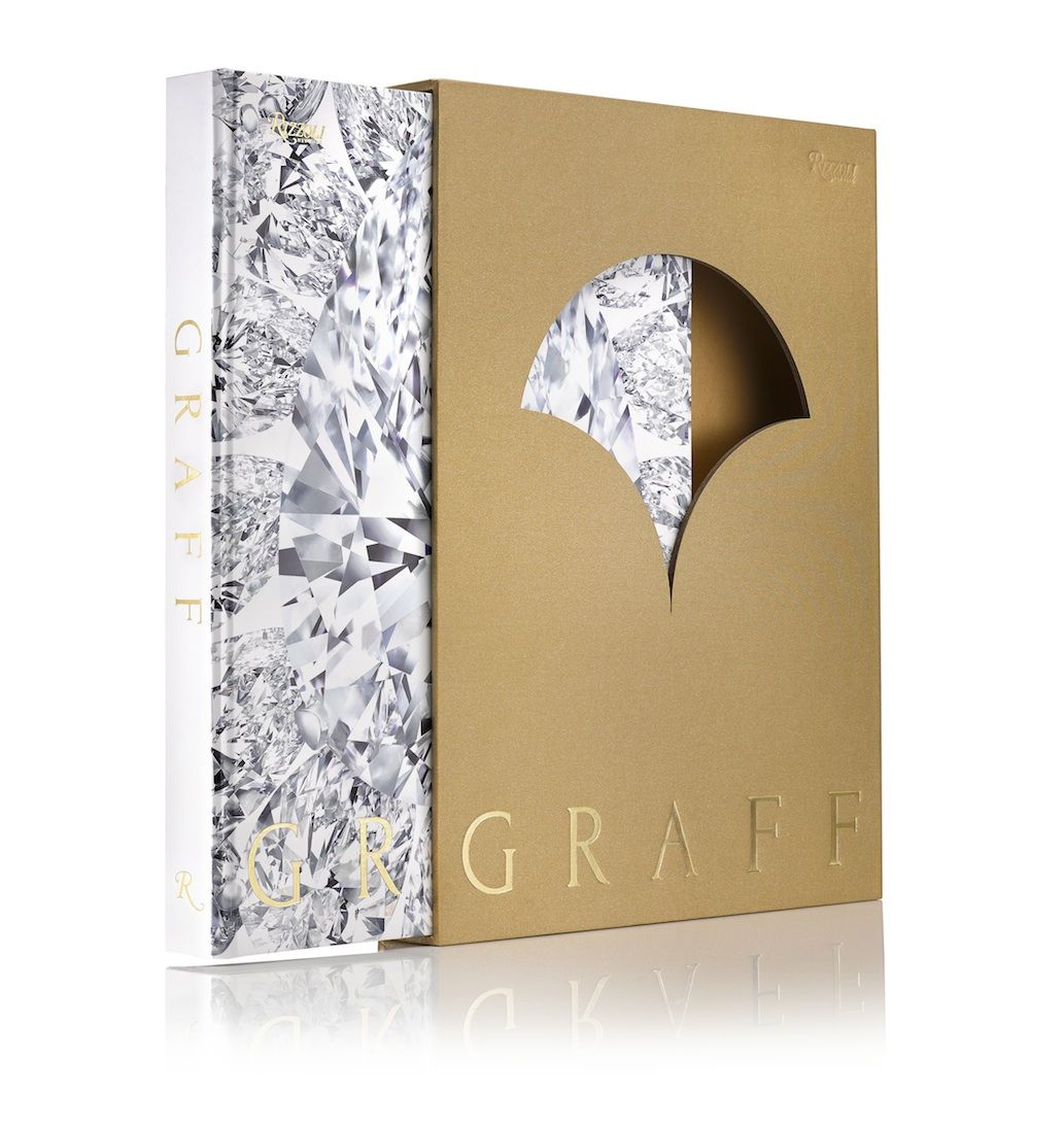 Graff Unveils A New Coffee Table Book Revolution MagazineDesign