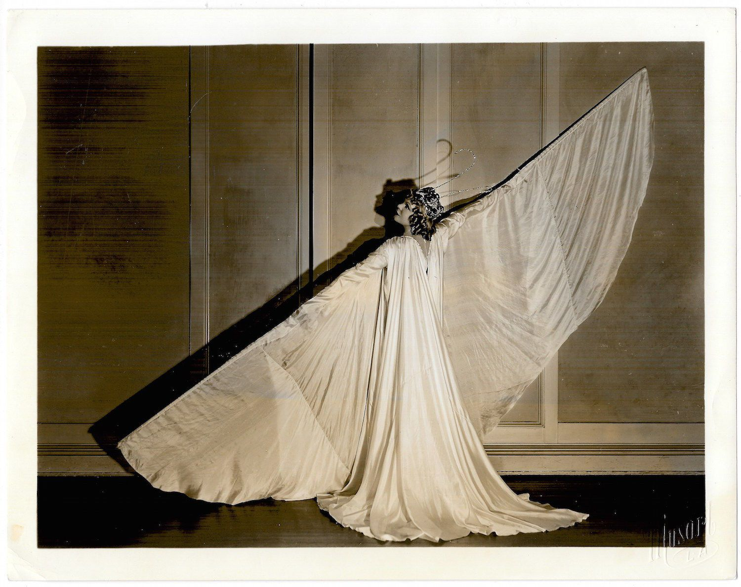Portrait Photograph of Dancer Donna Day~97186  in Collectibles, Photographic Images, Vintage & Antique (Pre-1940), Other Antique Photographs | eBay