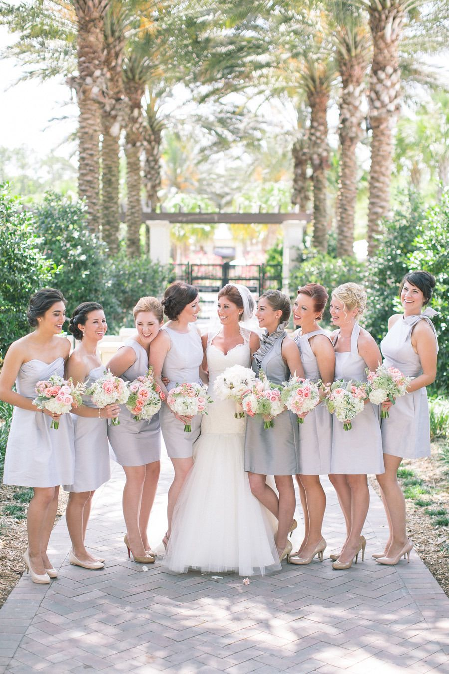 Nocatee florida wedding from j layne photography alfred sung bridal parties ombrellifo Choice Image