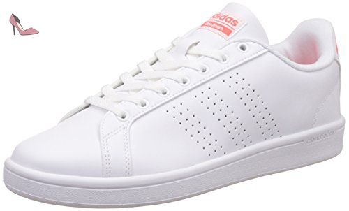 adidas Cloudfoam Advantage Clean, Chaussures De Tennis Homme