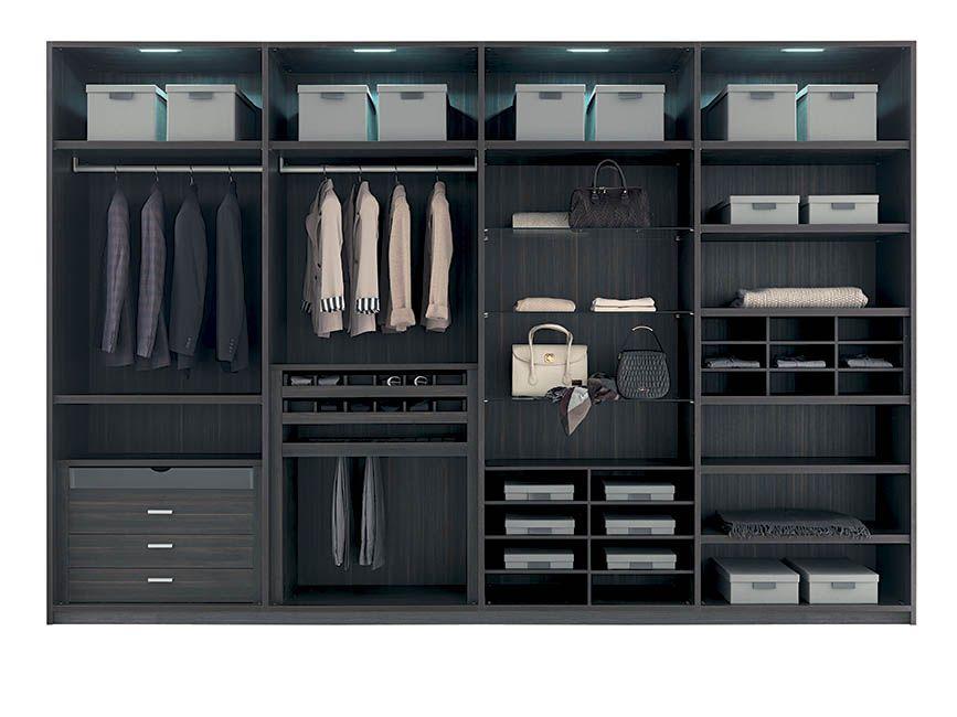 armadi moderni, letti design, complementi notte, cabine armadio | r ...