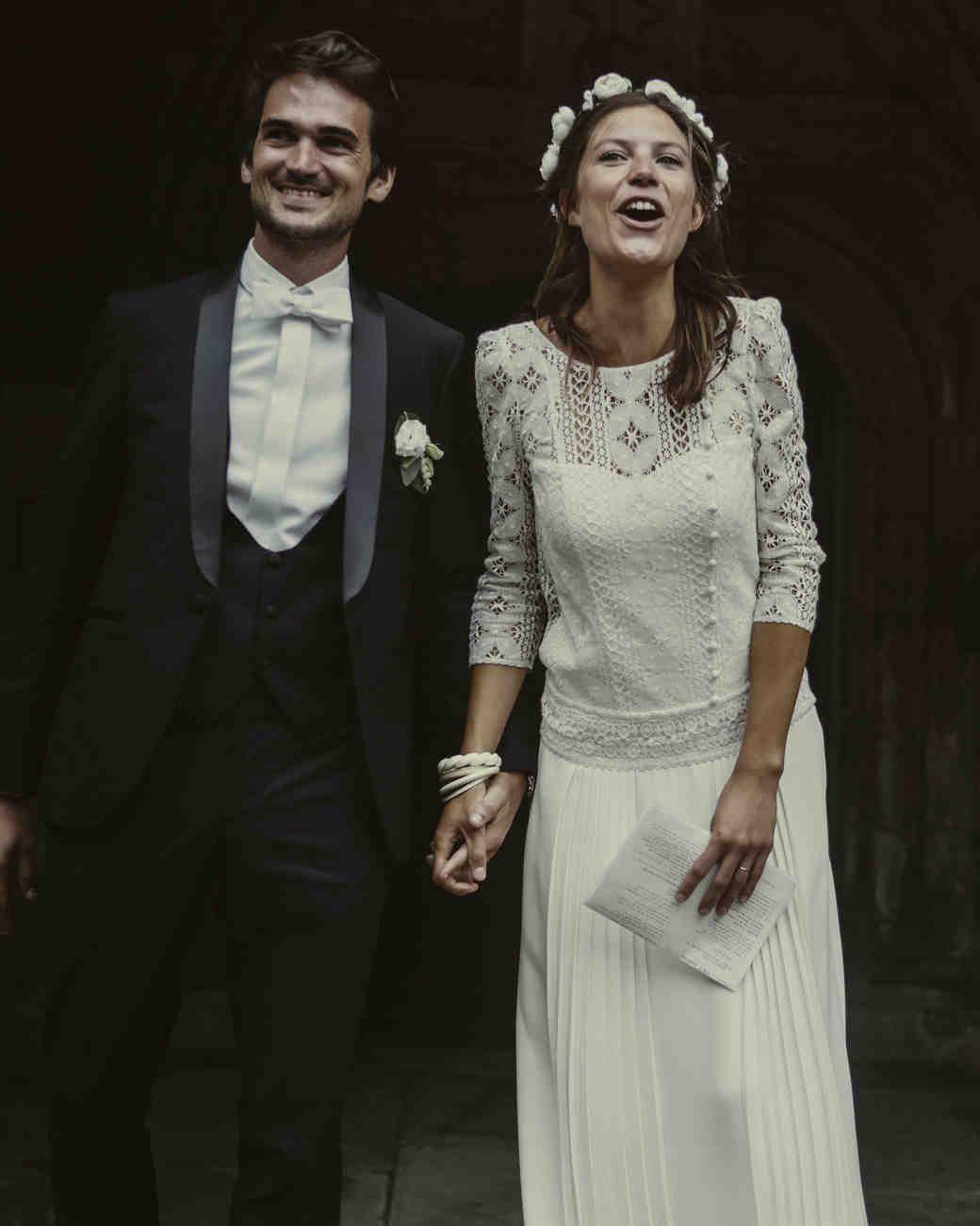 Famous wedding dresses  Laure Sagazan Wedding Photo  Matrimonio  Pinterest  Designer wear