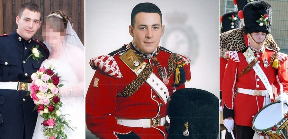 RIP Lee Rigby age 25 killed May 22 2013 Woolwich ,England