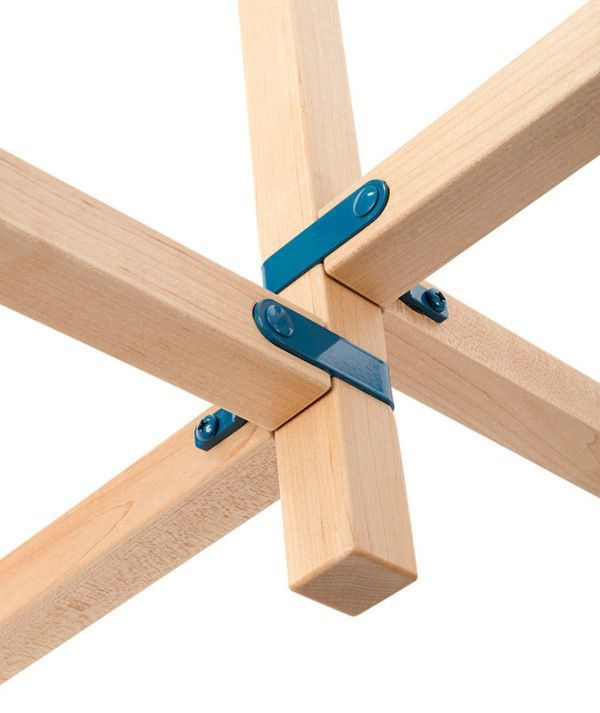 Shaker Inspired Furniture Thats Easily Assembled | Connectors | Pinterest |  Joinery