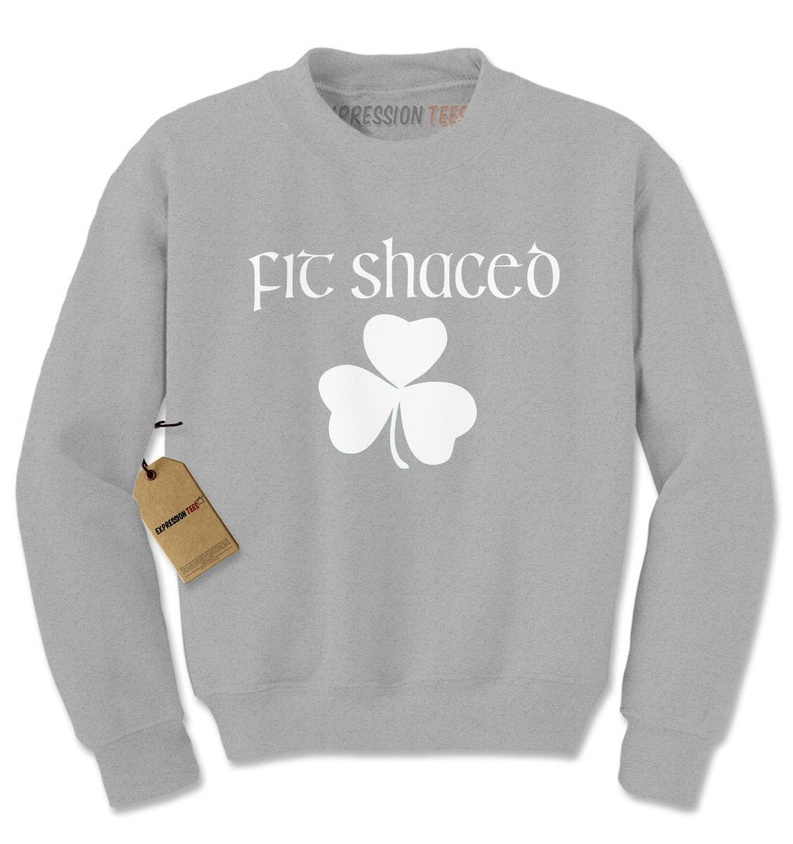 Outlet The Cheapest Outlet Cheapest Price Crew neck pullover DAY.LIKE grey Day Like Newest Cheap Online 5T96wB4iE