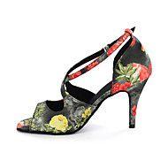 Zapatos de baile (Multicolor/Leopardo) - Danza la... – USD $ 24.99
