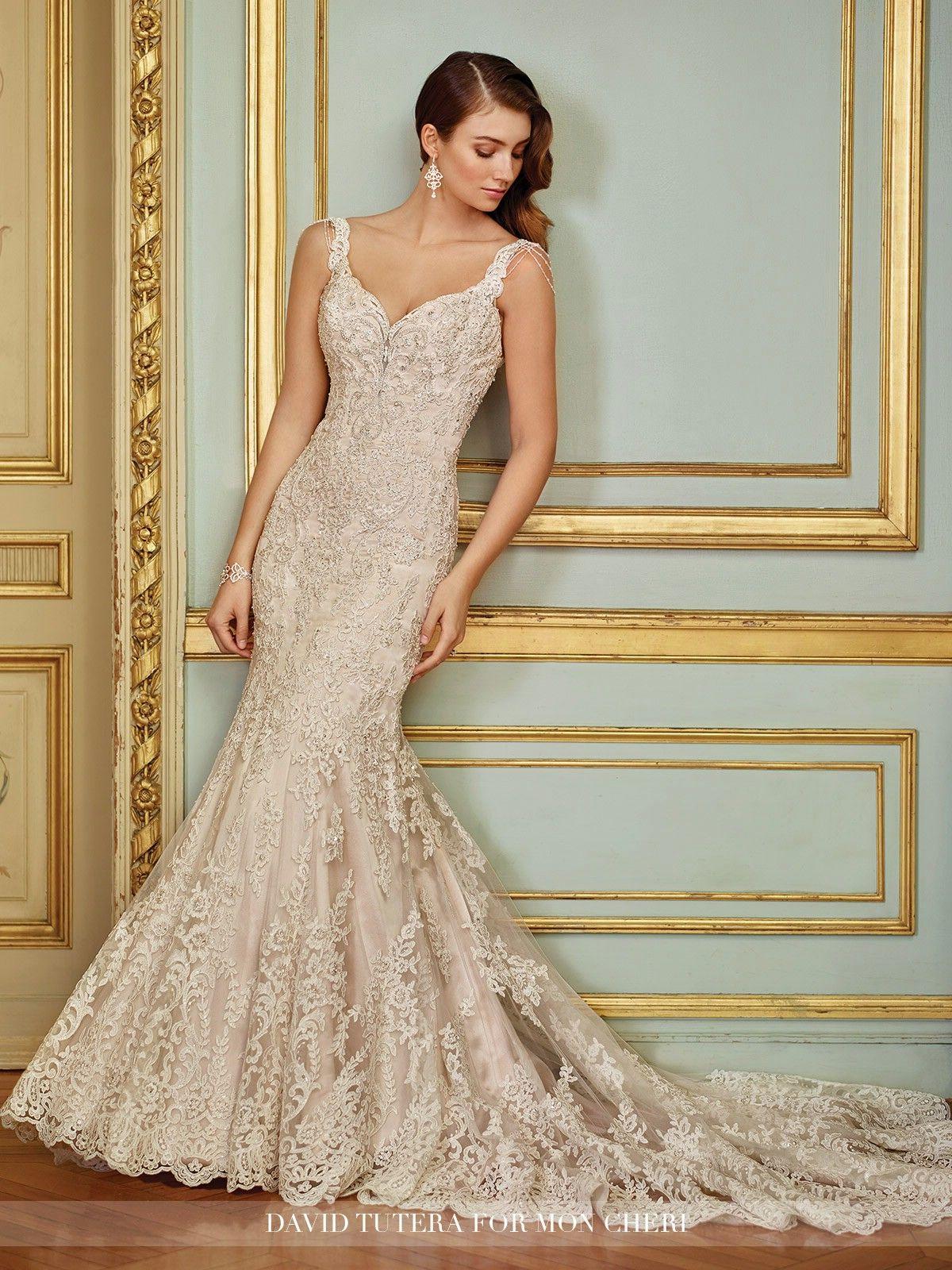 Ophira | Martin Thornburg | Mon Cheri Bridals | Available at ...