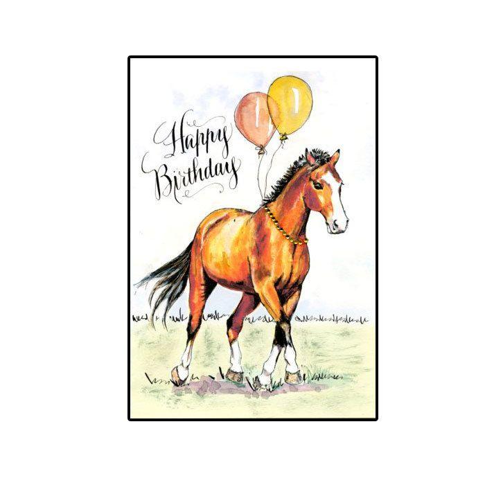 Handgemachte einzigartige glückliches Pferd von hilink auf Etsy