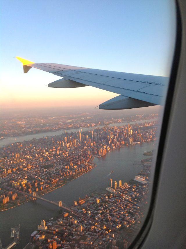 Sevenlayercharlotte In 2020 New York Travel Nyc Trip Plane Photography