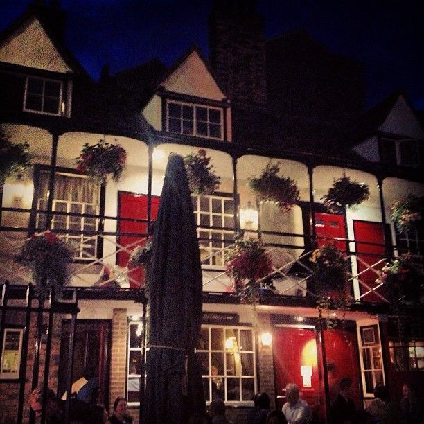 The Eagle in Cambridge, Cambridgeshire