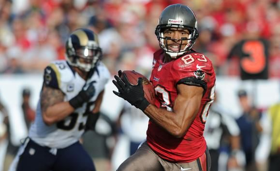Tampa Bay Buccaneers WR Jackson heading to Pro Bowl.
