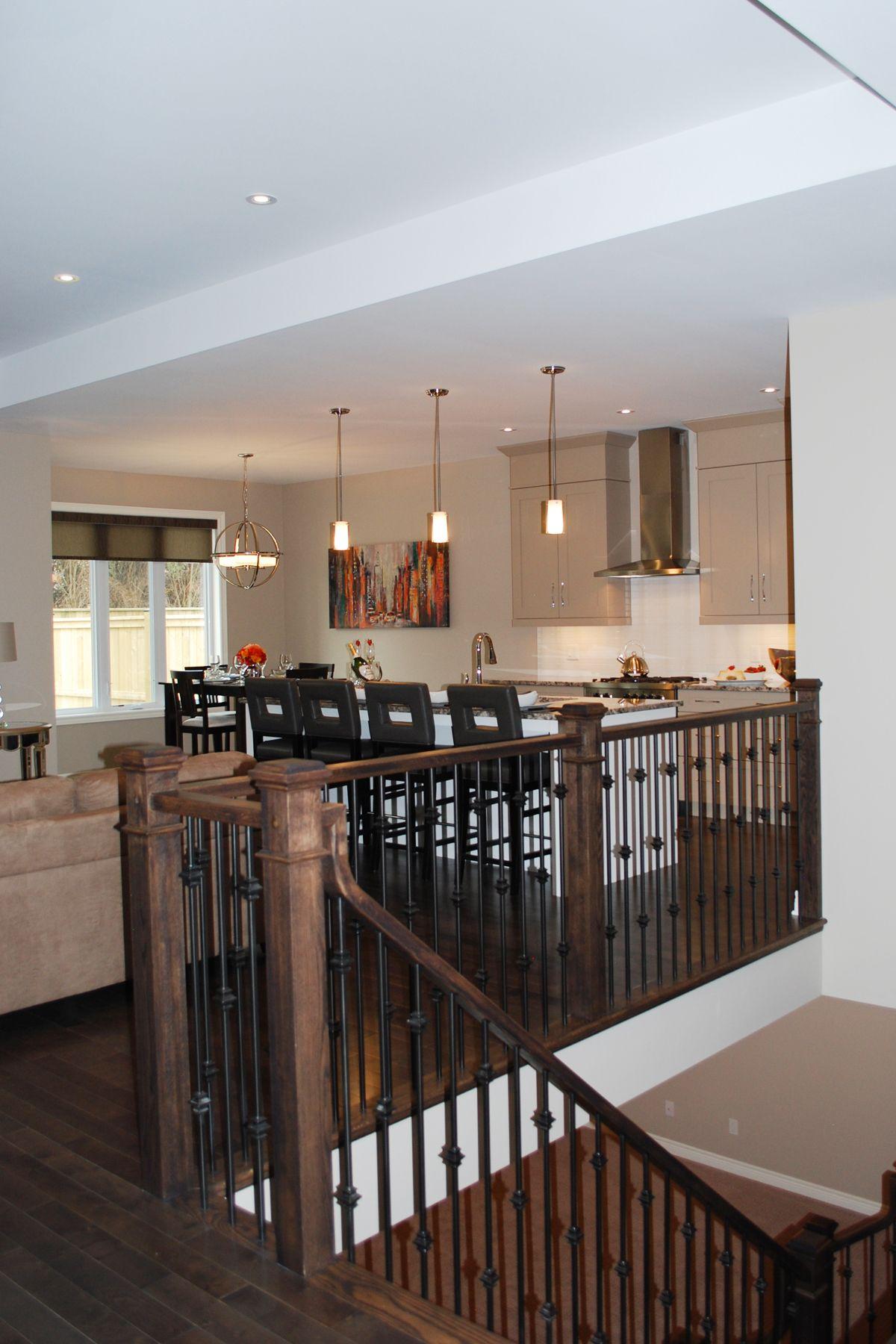 Courtland Valley Estates - Open Concept Living Railings