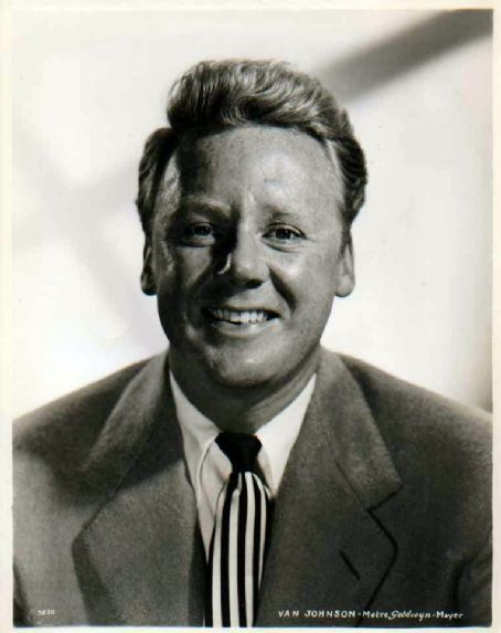 van johnson movies list