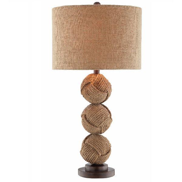Panama Rustic Table Lamp