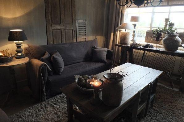 Binnenkijken woonkamer | Styling & Living | living room designs ...